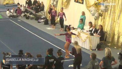 Isabella Magnelli - Floor, ENA - 2018 Parkettes Invitational