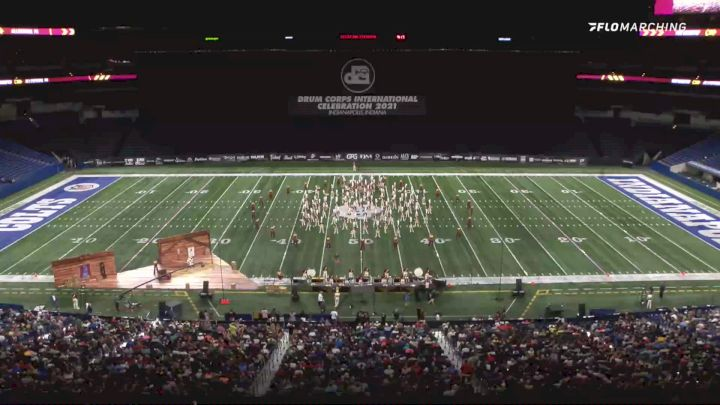 """... Shall Always Be """"The Cadets"""" at 2021 DCI Celebration (Multi)"""