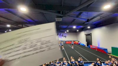 One Dream Cheer - Believe [L1 Performance Recreation - 12 & Younger (NON)] 2021Varsity Recreational Virtual Challenge III