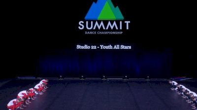 Studio 22 - Youth All Stars [2021 Youth Hip Hop - Small Semis] 2021 The Dance Summit