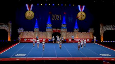Step One All Stars - North - Phenomenal [2021 L6 Senior - XSmall Day 2] 2021 UCA International All Star Championship
