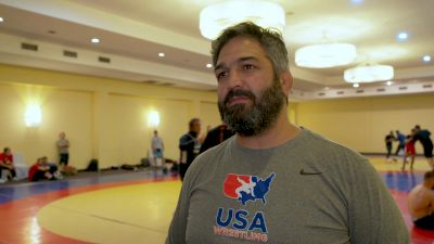 Coach Zadick On The Pan Am Field And Post Trials Improvement