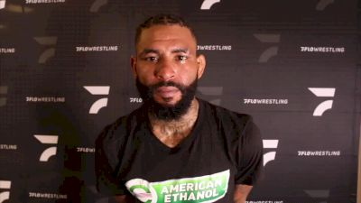"""Darrion Caldwell: """"Wrestling Shape Is A Different Beast"""""""