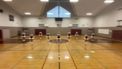Capital High School [High School - Fight Song - Song/Pom] 2021 USA Spirit & Dance Virtual National Championships
