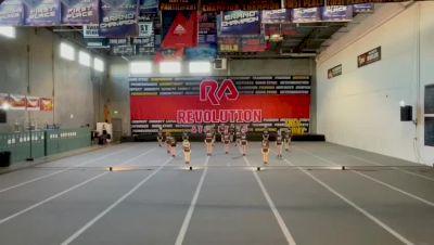 Revolution Athletics - Reign [L1 Youth - D2 - Small] 2021 GSSA DI & DII Virtual Championship