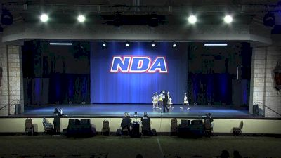 Dance Savannah Busy Bees [2021 Tiny Jazz Day 2] 2021 NDA All-Star National Championship