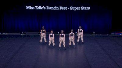 Miss Edie's Dancin Feet - Super Stars [2021 Youth Hip Hop - Small Semis] 2021 The Dance Summit