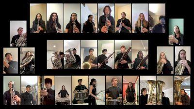 South Brunswick High School Wind Ensemble - William Byrd Suite