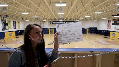 Merrimack College [Virtual Jazz Open Finals] 2021 NCA & NDA Collegiate Cheer & Dance Championship