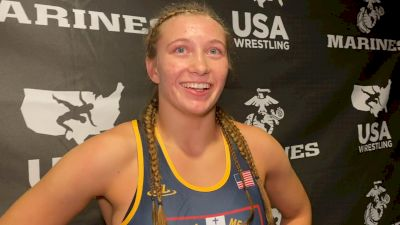 17-Year-Old Welker Has Every Intention Of Making Senior World Team