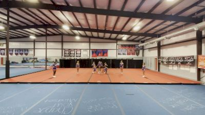 Cheer Factory - Karma [L3 Junior - D2 - Small - E] 2021 NCA All-Star Virtual National Championship