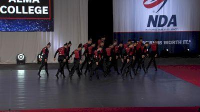 Alma College [2021 Jazz Open Finals] 2021 NCA & NDA Collegiate Cheer & Dance Championship