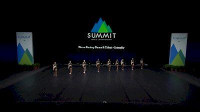 Fierce Factory Dance & Talent - Intensity [2021 Junior Jazz - Small Finals] 2021 The Dance Summit