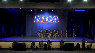 Synergy Dance Academy [2021 Senior Small Contemporary/Lyrical] 2021 NDA All-Star National Championship