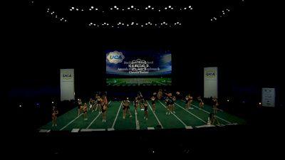 Buckhorn High School [2021 Large Non Tumbling Game Day Semis] 2021 UCA National High School Cheerleading Championship