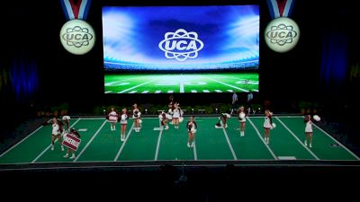 Niceville High School [2021 Small Junior Varsity Game Day Finals] 2021 UCA National High School Cheerleading Championship