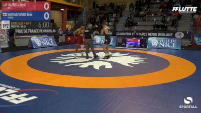 86 kg Bronze - Zahid Valencia, USA vs Dato Marsagishvili, Georgia