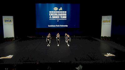 Louisiana Tech University [2021 Division IA Hip Hop Semis] 2021 UCA & UDA College Cheerleading & Dance Team National Championship
