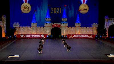 McKendree University [2021 Open Hip Hop Semis] 2021 UCA & UDA College Cheerleading & Dance Team National Championship
