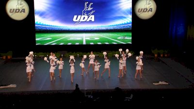 Fort Zumwalt West High School [2021 Large Game Day Semis] 2021 UDA National Dance Team Championship