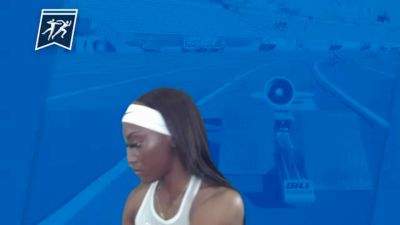 Texas A&M's Charokee Young - 4x400m Relay Champion