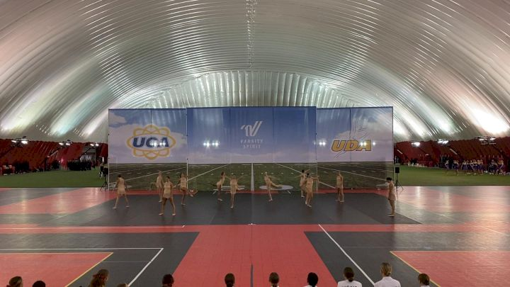 St Cloud State University [Open] 2021 UDA College Camps: Home Routines