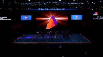 Ocala Athletix - CODE RED [2021 L3 Senior Coed - Small Finals] 2021 The D2 Summit