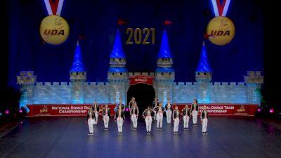 Seton High School [2021 Large Varsity Hip Hop Finals] 2021 UDA National Dance Team Championship
