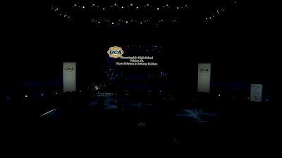 Bloomingdale High School [2021 Large Varsity Division I Semis] 2021 UCA National High School Cheerleading Championship