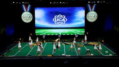 Opp High School [2021 Medium Game Day Div II Semis] 2021 UCA National High School Cheerleading Championship