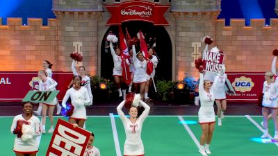Temple University [2021 All Girl Division IA Game Day Finals] 2021 UCA & UDA College Cheerleading & Dance Team National Championship