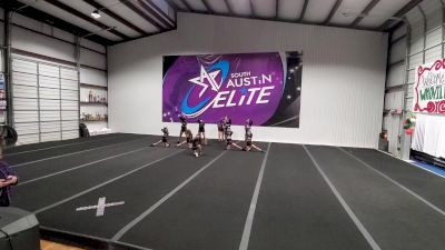 South Austin Elite Cheer - Chaos [Level 3 L3 Youth - D2] Varsity All Star Virtual Competition Series: Event VII