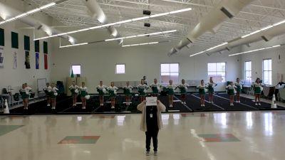 Burnet High School [Game Day Medium Varsity] 2020 NCA November Virtual Championship