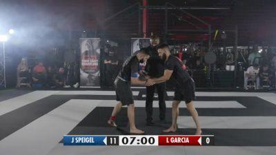 Jay Speigel vs Luis Garcia 3CG Kumite VII