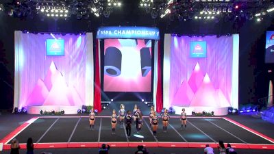 Royal Cheer Xtreme - Reign [2019 L5 Small Senior Restricted Coed Finals] 2019 The D2 Summit