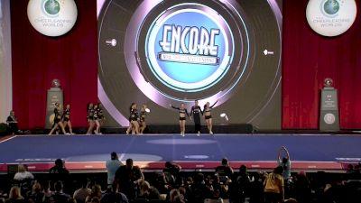 San Antonio Spirit - Team Smoke [2019 L5 Senior X-Small Coed Prelims] 2019 The Cheerleading Worlds