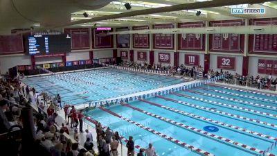 B1G Women's Champs | Swim Dive (W) Day 3