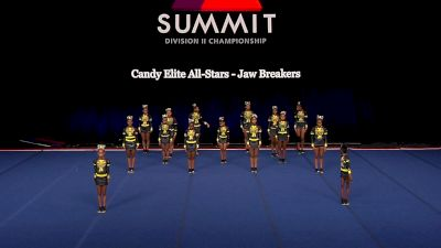 Candy Elite All-Stars - Jaw Breakers [2021 L2 Junior - Small Finals] 2021 The D2 Summit