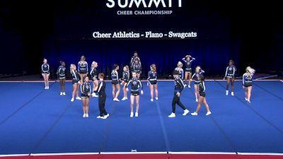 Cheer Athletics - Plano - Swagcats [2021 L4 Senior Coed - Small Semis] 2021 The Summit