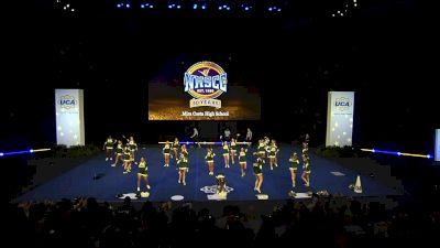 Mira Costa High School [2020 Super Varsity Non Tumbling Semis] 2020 UCA National High School Cheerleading Championship