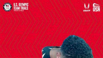 Donovan Brazier - Men's 800m First Round