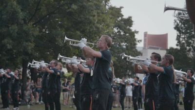 In The Lot: Bluecoats Brass Pulls It In Before Semis Run