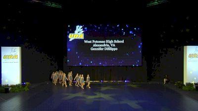 West Potomac High School [2020 Large Jazz Prelims] 2020 UDA National Dance Team Championship