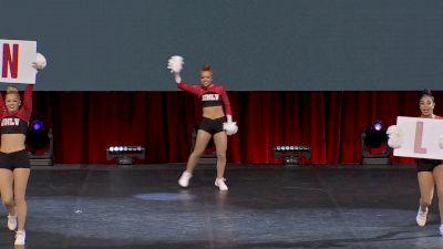 University of Nevada- Las Vegas [2020 Division IA Dance Game Day Finals] 2020 UCA & UDA College Nationals