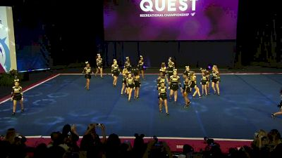 Interboro Hornets Cheerleading - Junior Hive [2020 L2 Performance Rec - Non-Affiliated (14Y - Small)] 2020 The Quest