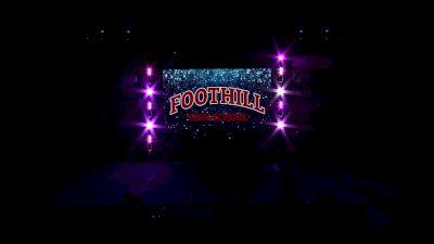Foothill High School [2020 Intermediate Small Varsity Semis] 2020 NCA High School Nationals
