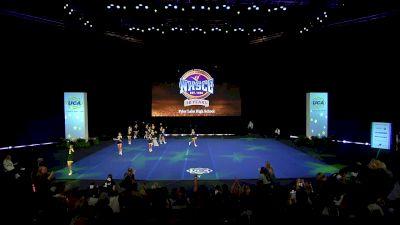Prior Lake High School [2020 Small Junior High Prelims] 2020 UCA National High School Cheerleading Championship
