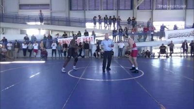 149 lbs Cole Martin, Wisconsin vs PJ Ogunsanya, Army...