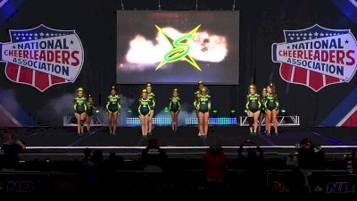 Express Stingers Flying Rays [2019 L3 Small Junior D2 Day 2] 2019 NCA All Star National Championship