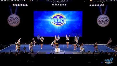 Opp High School [2019 Medium Varsity Non Tumbling Finals] 2019 UCA National High School Cheerleading Championship